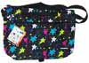 【YAKPAK】614 STAR SPLATTER 926 MESSENGER BAG ヤックパック