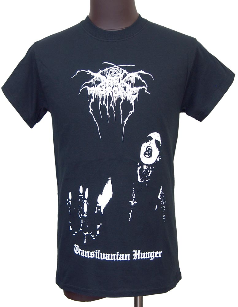 【DARKTHRONE】TRANSILVANIAN HUNGER バンドTシャツ