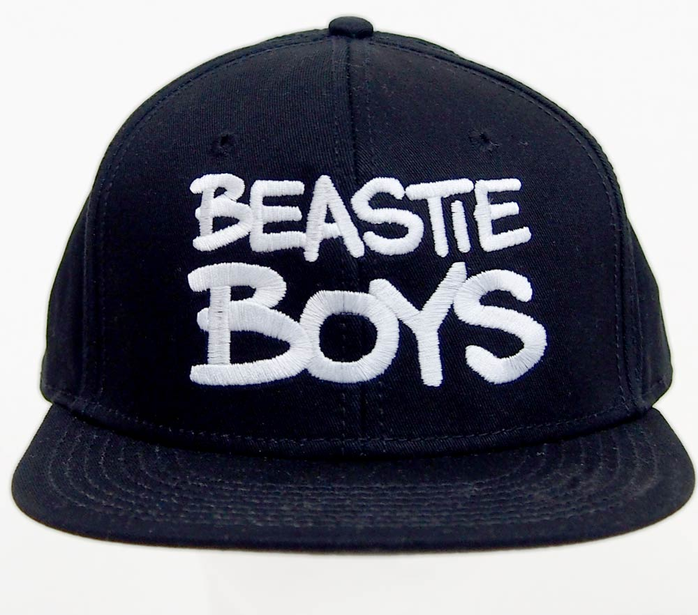 ビースティボーイズ / BEASTIE BOYS / Check Your Head LOGO SNAPBACK CAP