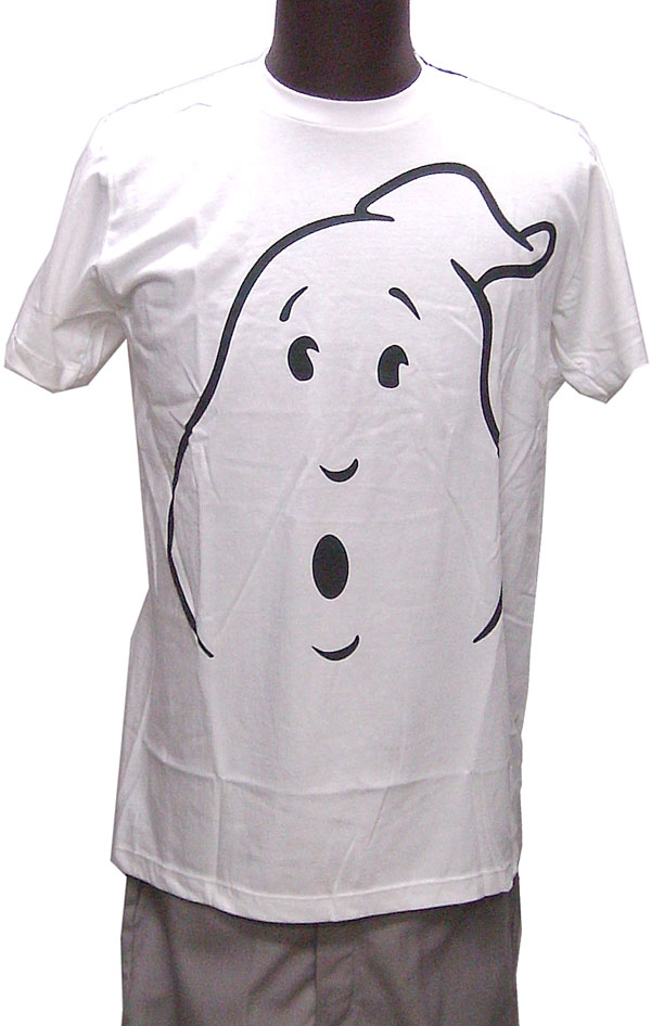 【GHOSTBUSTERS】FACE IT 映画Tシャツ