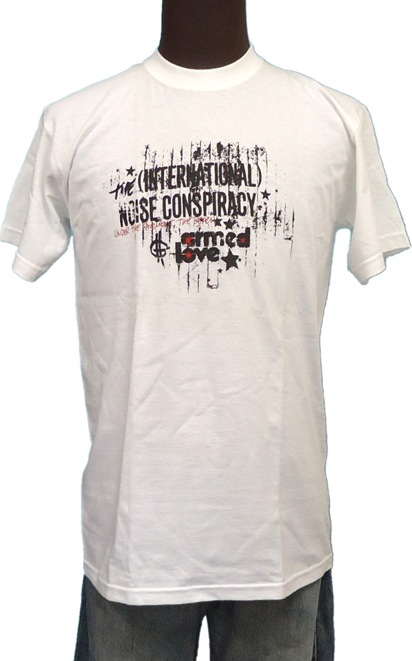 【INTERNATIONAL NOISE CONSPIRACY】INC SサイズTシャツ