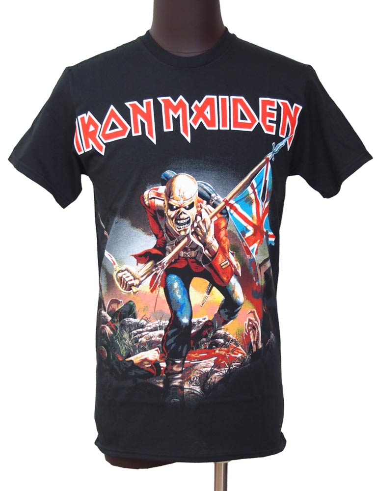 【IRON MAIDEN】THE TROOPER バンドTシャツ