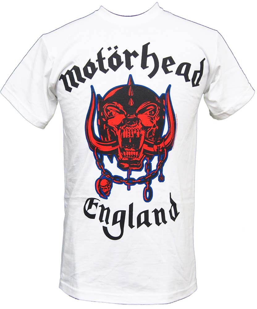 【MOTORHEAD】2014 WORLD CUP ENGLAND バンドTシャツ