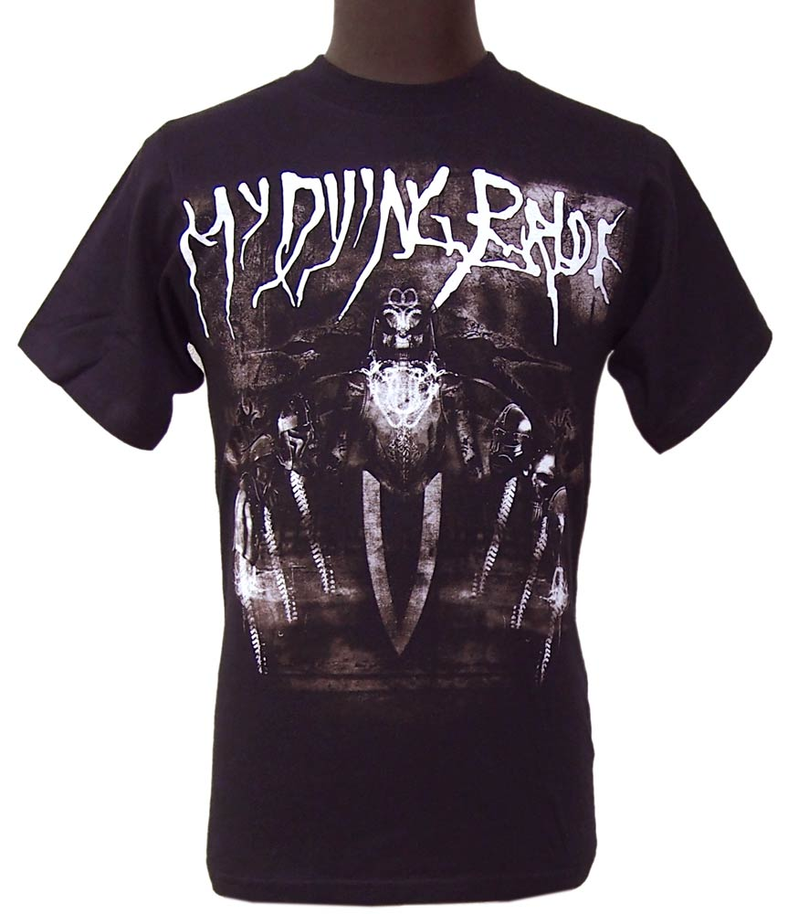 【MY DYING BRIDE】A LIFE OF DEATHLESS KINGS バンドTシャツ