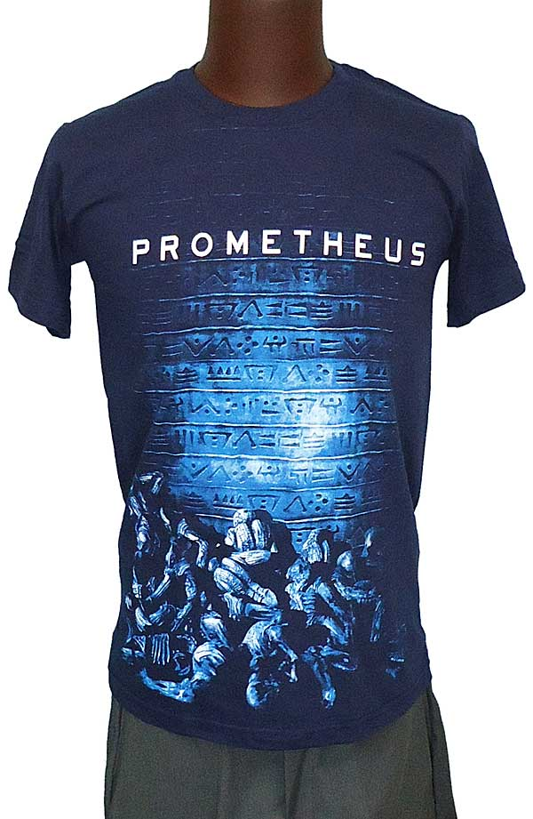 【PROMETHEUS】TABLET 映画Tシャツ