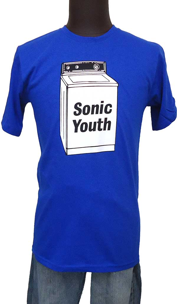 【SONIC YOUTH】WASHING MACHINE  Tシャツ