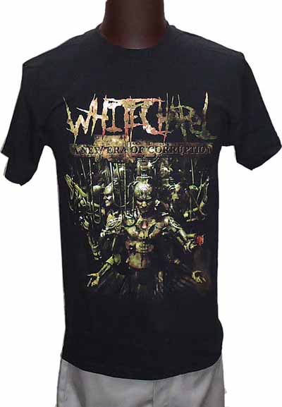 【WHITECHAPEL】NEW ERA OF CORRUPTION