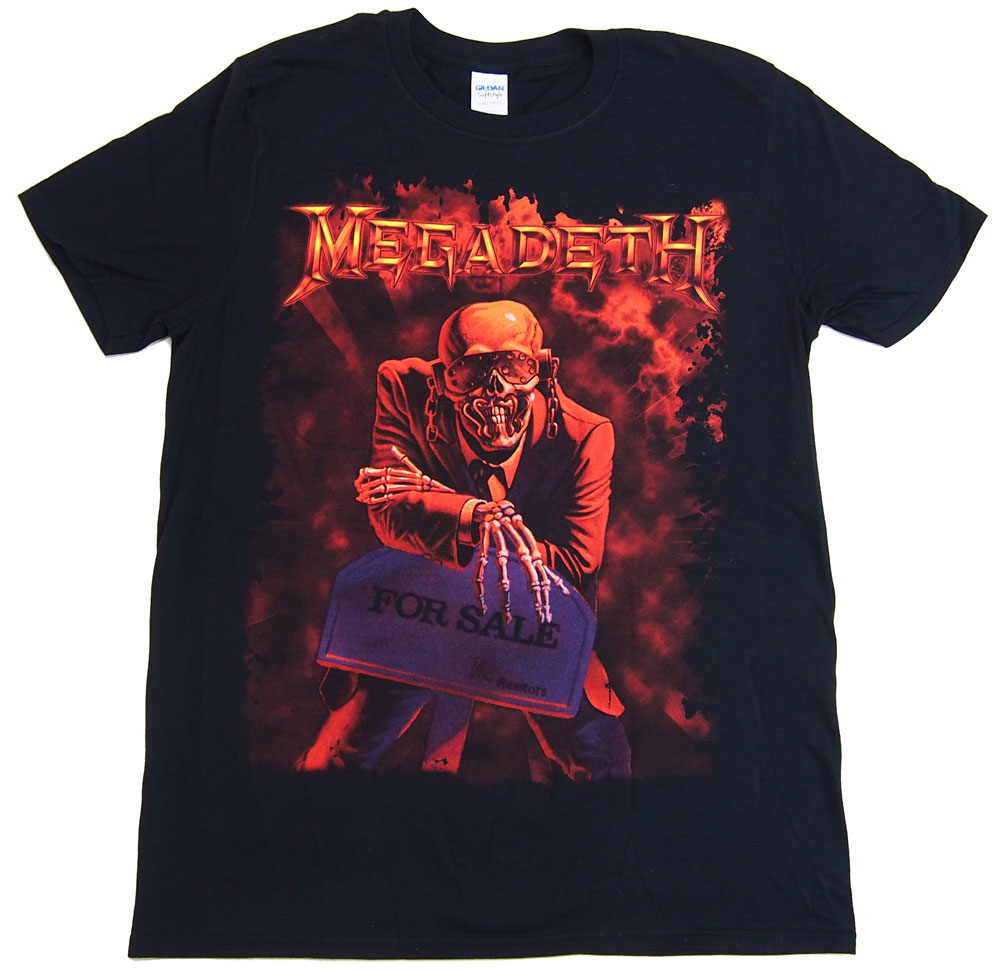 【MEGADETH】PEACE SELLS バンドTシャツ